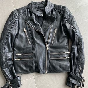 Jacket, Real Leather